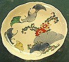 Beautiful Japanese Imari plate