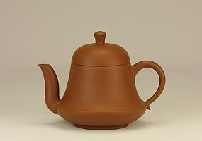 Chinese Yixing Bell Shape GONG JI Teapot