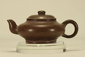 Superb Chinese Yixing Teapot GONGJU Signed