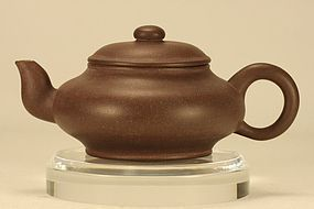 Superb Chinese Yixing Teapot (2) GONGJU Signed