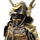 Vintage Japanese Yoroi Kabuto Armour Set