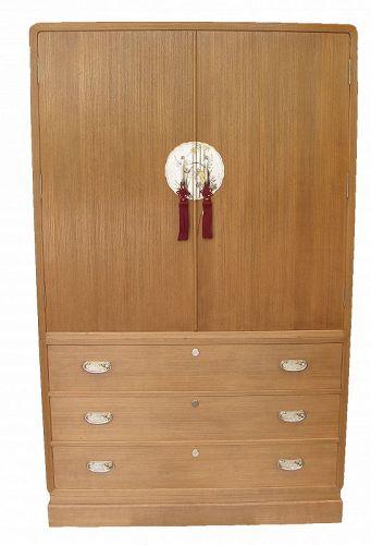 SALE Japanese Kimono Tansu Clothing Furniture w/ Secret Compartment