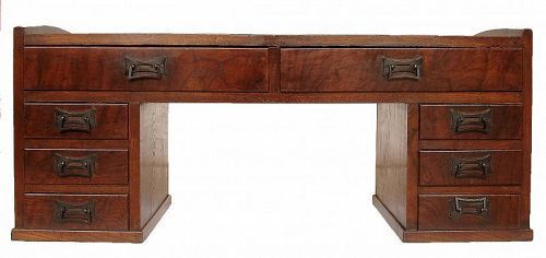 Vintage Japanese Merchant Desk