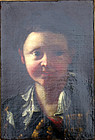 Portrait of Boy: Joseph (Jusepe) Ribera, attr.