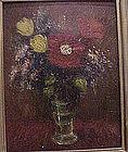 Gorgeous Floral by Adolph R Fleischmann