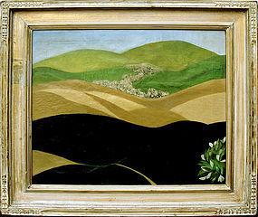 Modernist Landscape: Arnold Friedman
