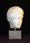 Head of Young Roman Man: Circa 1st Century AD