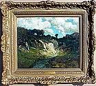Where The Brook Falls: Julian Walbridge  Rix