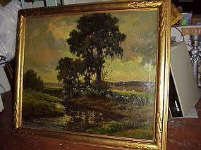 Robert Wood - Texas Landscape