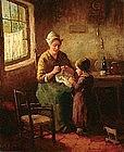 Mother's Little Helper: Cornelius Bouter