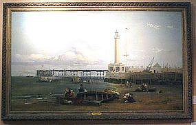 View at Margate: Arthur Joseph Meadows