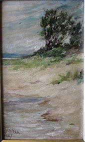 Impressionist Landscape: Frederick Stuart Church