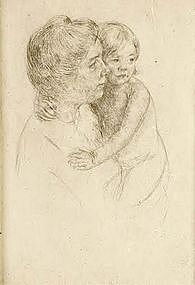 Mother & Child: Mary S. Cassatt