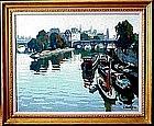 """""""Le Ponte de la Cite' Paris"""": Constantine Kluge"""