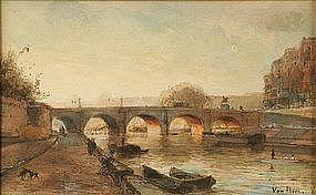 Le Pont Neuf Paris: Pierre Tetar Van Elven