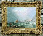 Boats off Coast: John Lynn,attrb