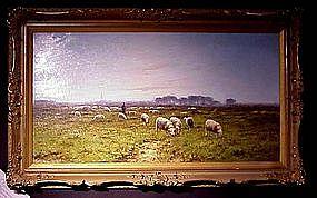 A Shepherd and his Flock: Cornelius Westerbeek