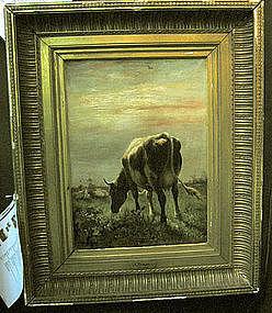 Cow in Landscape: Constant Troyon