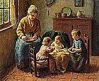 Mother with Children: Bernard Pothast