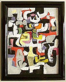 Abstract Composition: John Ulbricht