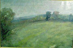 Impressionist Landscape: Samuel John Peploe