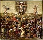 17th C Italian Crucifixion: Joseph Heintz