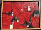 Marion Riseman: Red Black Night