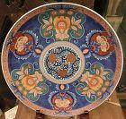 Antique Japanese Ko-Imari Plate by Shuzan w/Original Signed Box