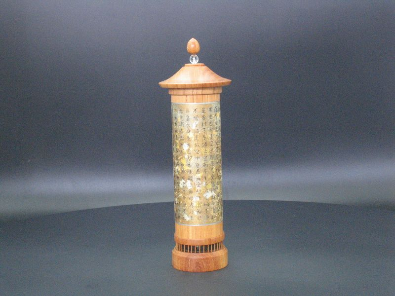 """Kaleidoscope with Japanese taste series Ⅰ """"Cylindrical Container"""""""