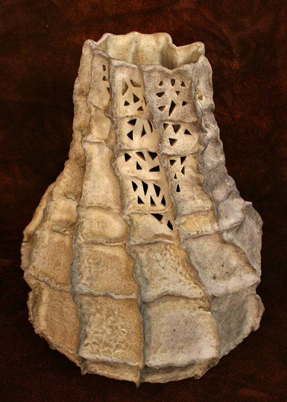 Kim Young Mi Wood-Fired Unglazed Porcelain Two