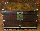 Elegant and Rare Type of Korean Scholar's Document Box
