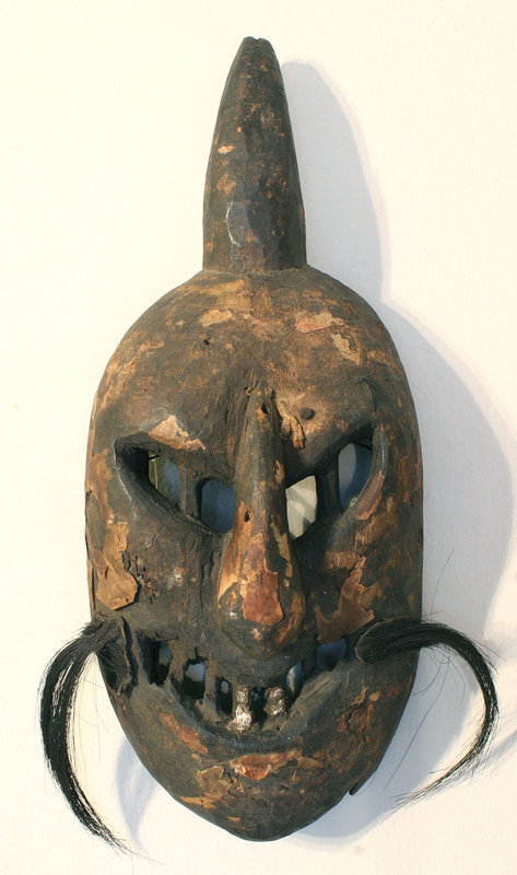 Fine, Old Chinese Yao Shaman Mask