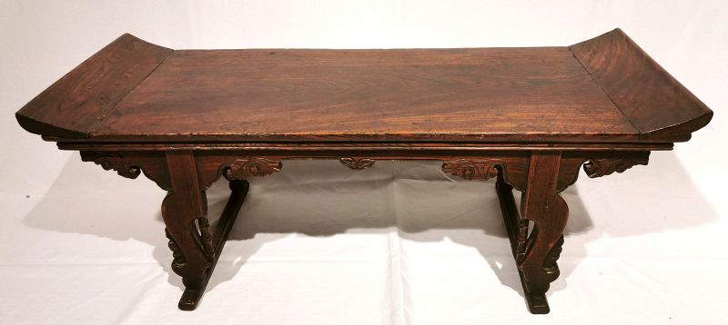 Rare 19th Century Korean Buddhist Scholar's Study Desk (Gyeongsang)