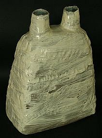 Korean Buncheong Ceramic Art by Kim See Man