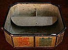 Charming Antique Korean Hanji Paper Art Sewing Box