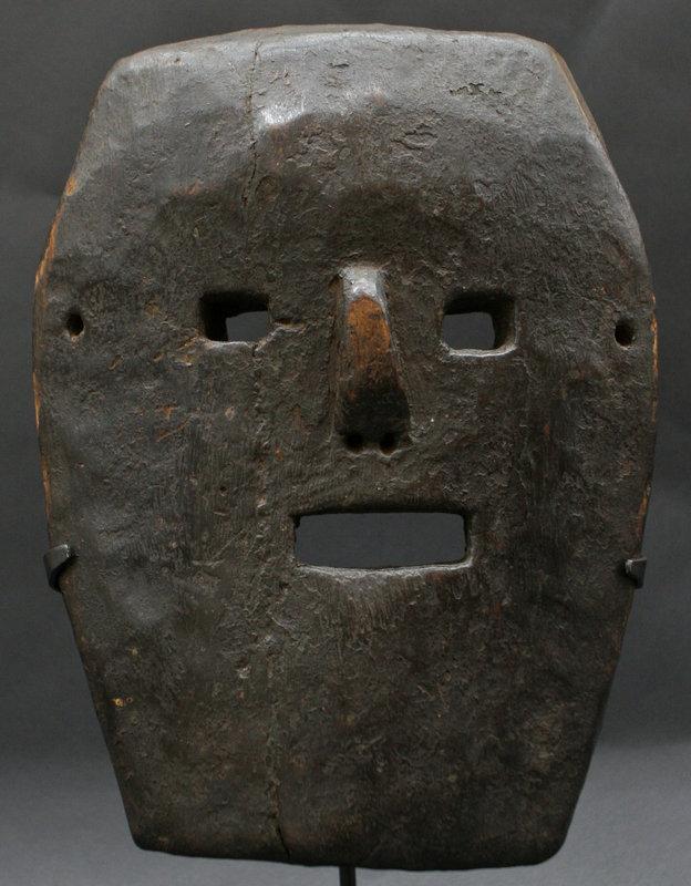 Nepalese Middle Hills Shaman Mask