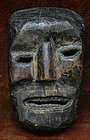 Nepalese Shaman Mask with eyes wonderfully askew