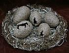 Nesting Instincts by Korean Basket Artist Joun Sungnim