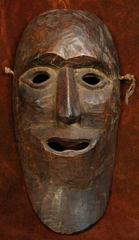 Humia, Nepal Shaman Mask