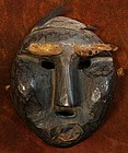 Mongolian Priest Mask from Humia, Nepal