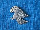 Old Taxco Rafael Melendez Pre-Columbian Parrot Brooch