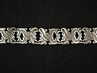 Jose Anton Pre Columbian Silver Mexican Bracelet