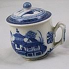 Canton Posset Chinese Porcelain