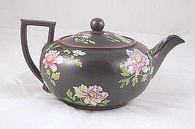 Wedgwood Basalt Capriware Teapot Ca. 1820