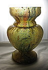 Kralik Rindskopf Art Glass Vase