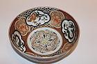 Japanese Imari Pottery Bowl