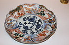 18th Century Chinese Imari Decorated Platter