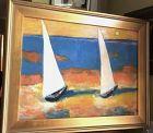 Sailing At Coronado, by Ron Demetro