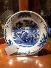 Delft Plate 18th century