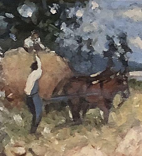 French Farmscape